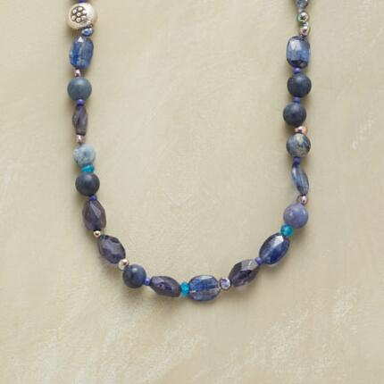 BOUNTIFUL BLUES NECKLACE
