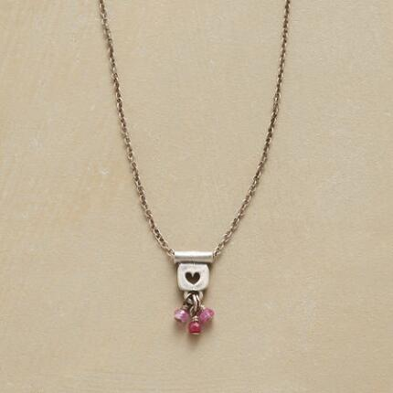 HEART UNFURLED NECKLACE