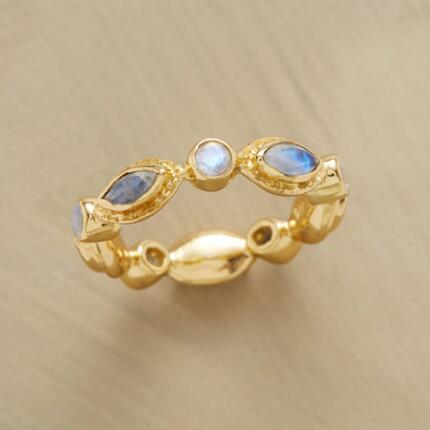 AROUND THE MOON RING