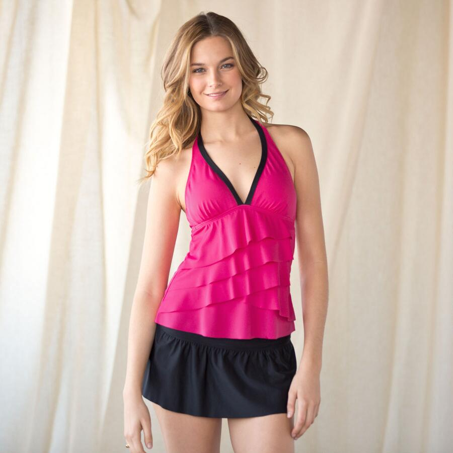 Riptide Halterkini Top