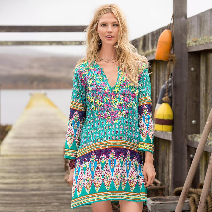 Veda Tunic