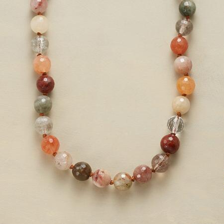 EARTHTONES NECKLACE