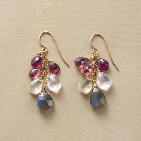 BRIO CASCADE EARRINGS