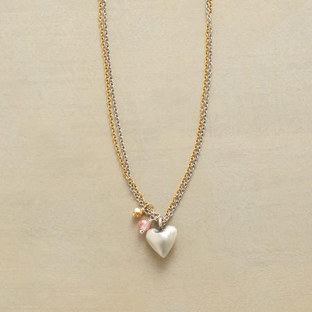 HEART OF MINE NECKLACE