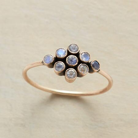 NINE LIVES RING