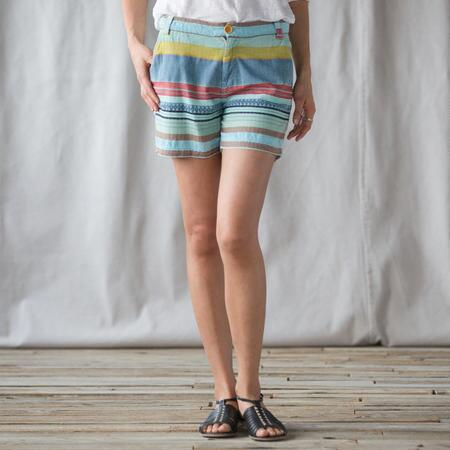 ANASAZI STRIPED SHORTS