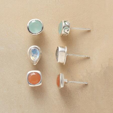 APOLLO EARRING TRIO
