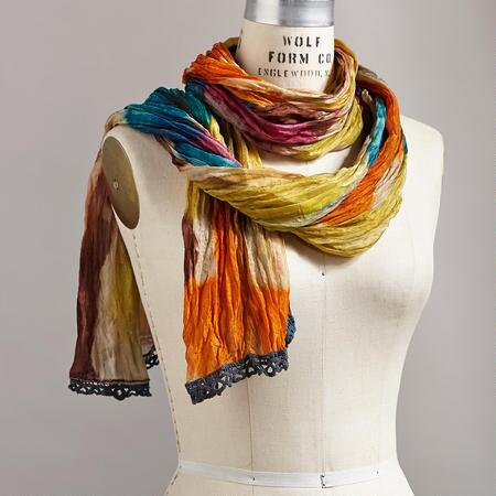 TAMING THE SKY SCARF