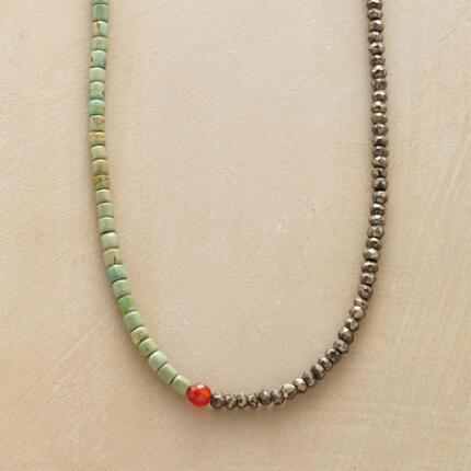 TURNING POINT NECKLACE