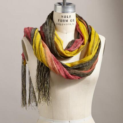 AFRICAN SUNSET SCARF