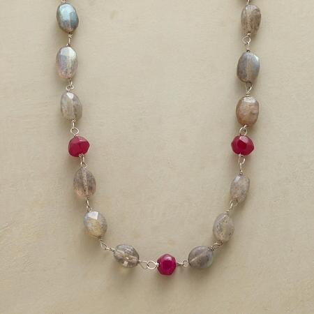 RUBY ROAD NECKLACE