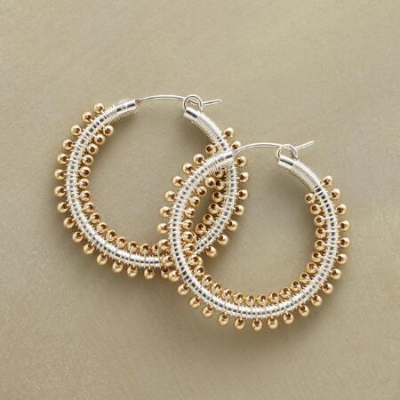 METAL MIX HOOPS