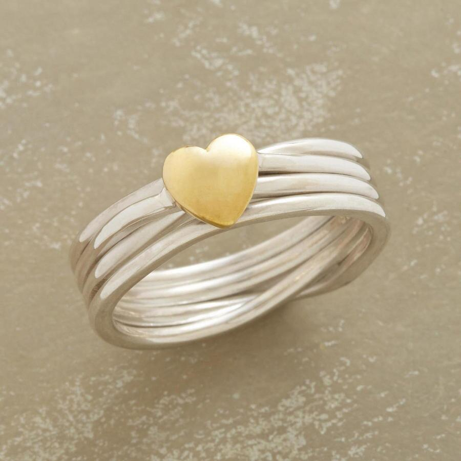 LOVE LINES RING