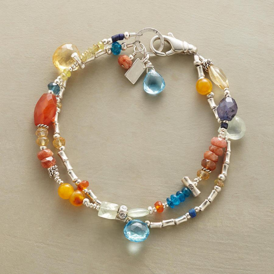 SPOOLS OF COLOR BRACELET