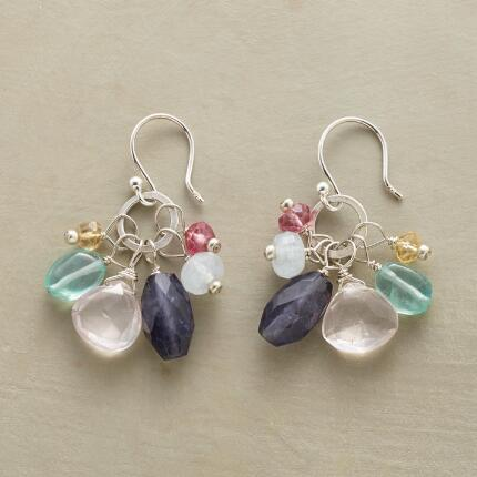SPRING BOUQUET EARRINGS