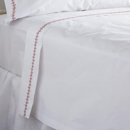 EMILY CROSS-STITCH SHEET SET