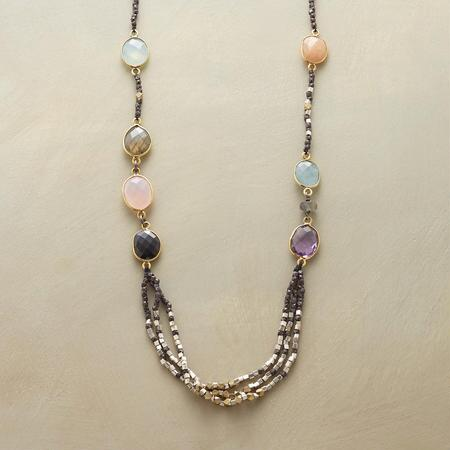 FOUR ON FOUR NECKLACE
