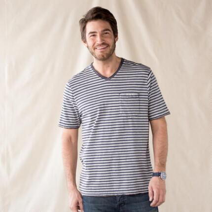 RACER STRIPES TEE