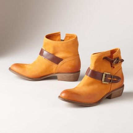 WILDFIRE SHORT BOOTS