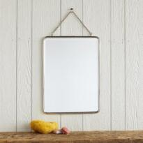 SINGLE SILVERFRAME MIRROR