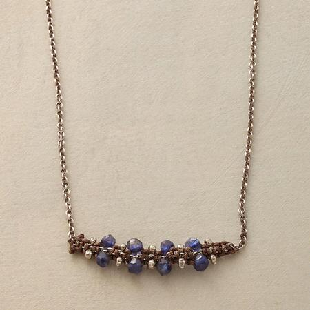 AT MIDNIGHT NECKLACE
