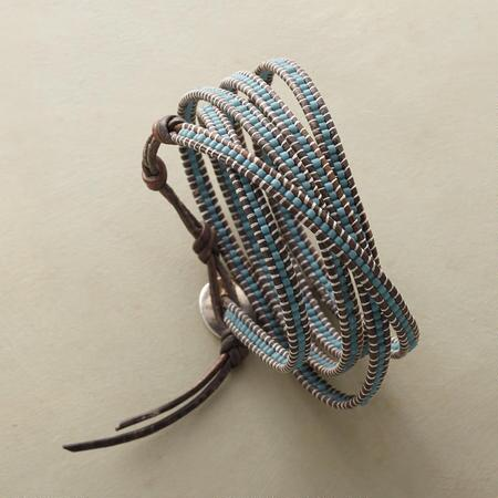 BEST LOVED 5 WRAP BRACELET