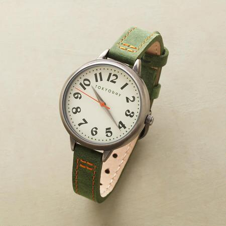 SEIZE THE MOMENT WATCH