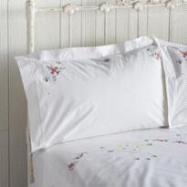 EMMA HEIRLOOM PILLOWCASES, SET OF 2