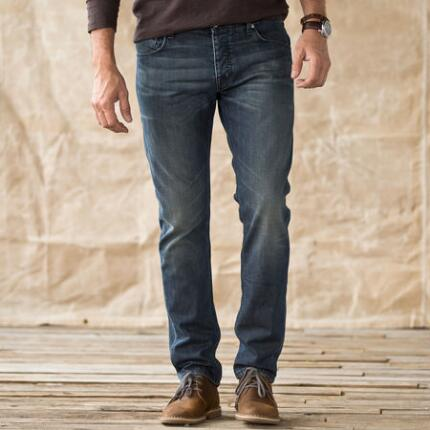 SHADE 55 ALL-AMERICAN, STRAIGHT AHEAD JEANS