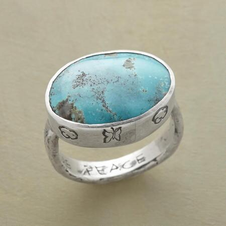 WORLD PEACE RING