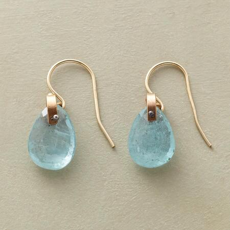 GLACIER DROP EARRINGS