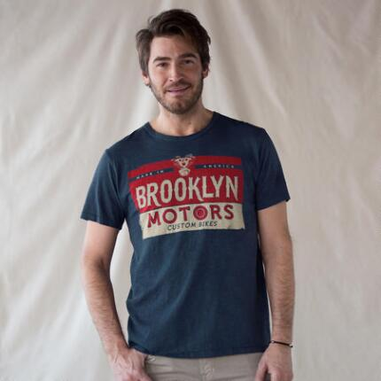 BROOKLYN MOTORS TEE