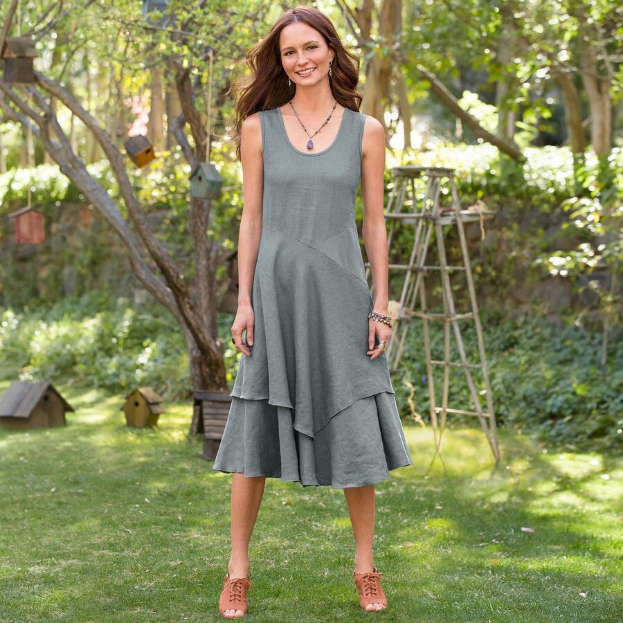 HAZY ISLES DRESS PETITE