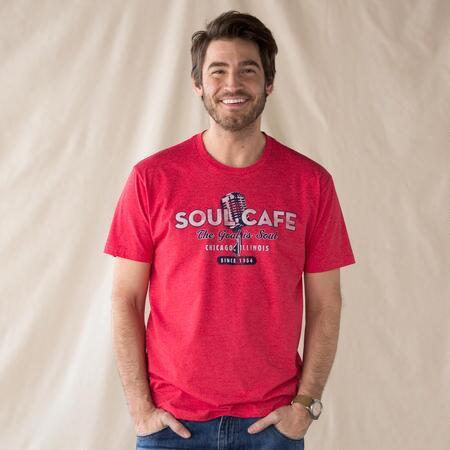SOUL CAFE TEE