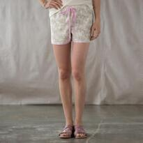 PRETTY POSIES PJ SHORTS