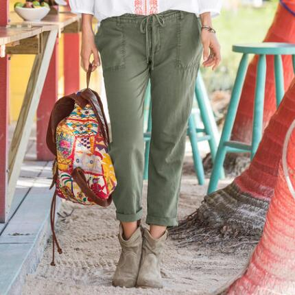 DAYTRIPPER CROPPED PANTS