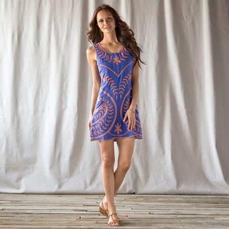 SANIBEL SHIFT DRESS