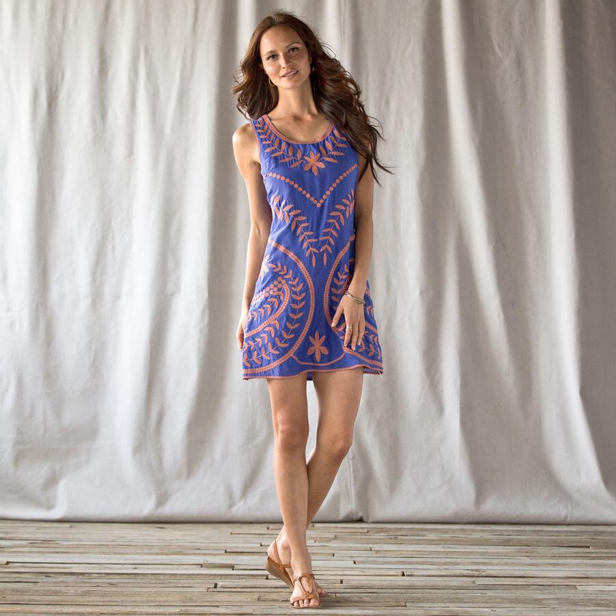 SANIBEL SHIFT DRESS