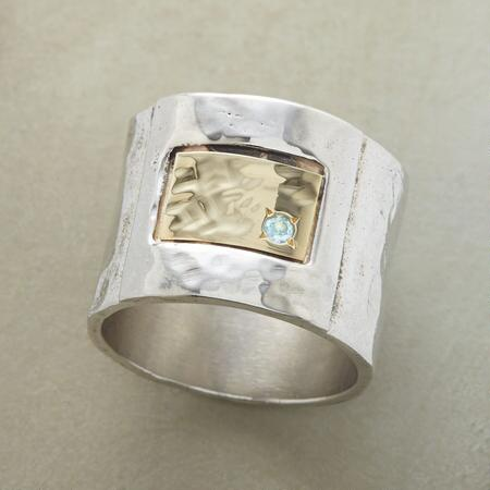 STARLIT WINDOW RING