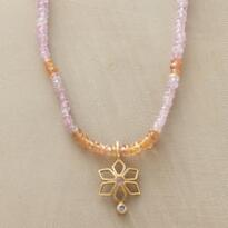 WILD CROCUS NECKLACE
