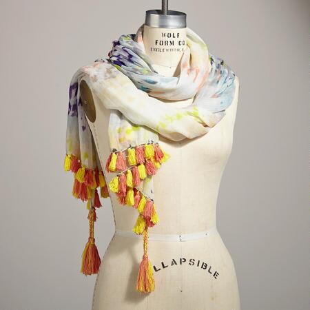 FIRE DANCER SCARF