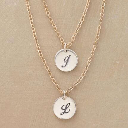 PERSONALIZED CHARMER NECKLACE