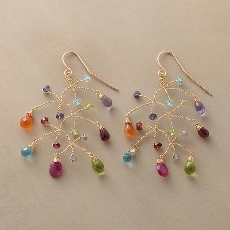 ENCHANTED FOREST EARRINGS