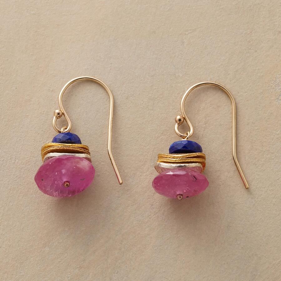 TWO PART HARMONY EARRINGS