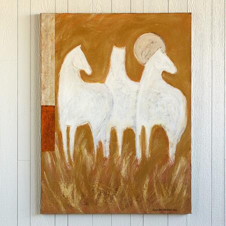 VANILLA SUN HORSES