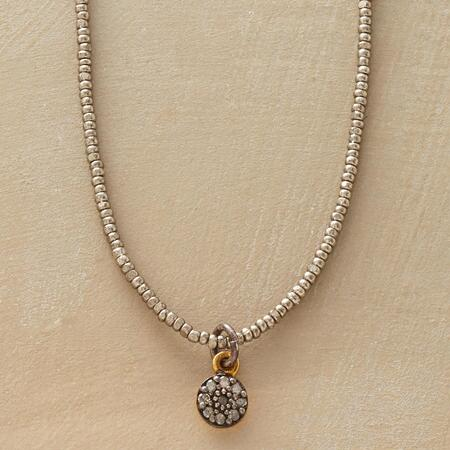 BLOSSOMING DIAMOND NECKLACE