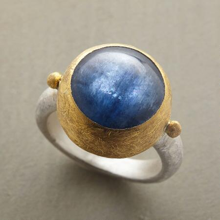 KYANITE DOME RING