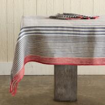 HARBOR STRIPES TABLECLOTH