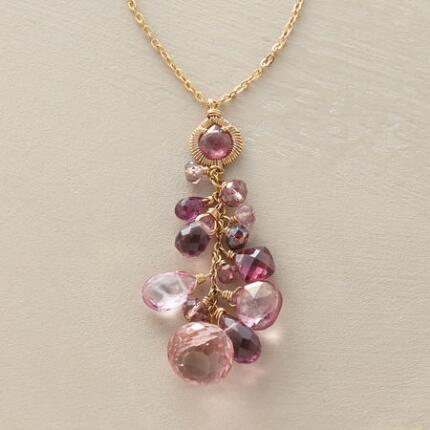 IN PRAISE OF PINK NECKLACE