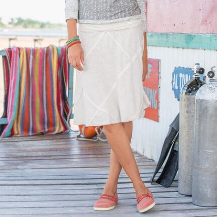 CAREFREE CONFLUENCE SKIRT